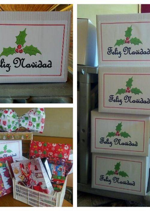 Cenas y regalos navideños 2020